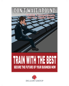 Train with the best in execution - today!