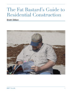 Residential Construction Guide