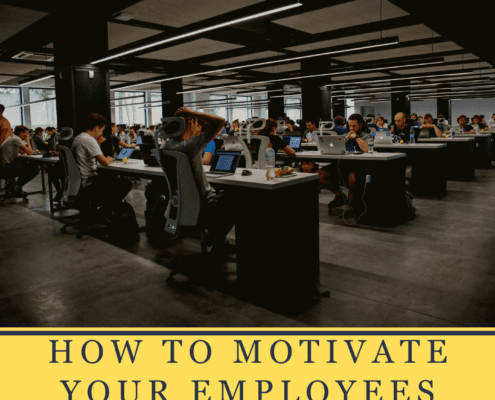 How to Motivate Your Employees Featured Image